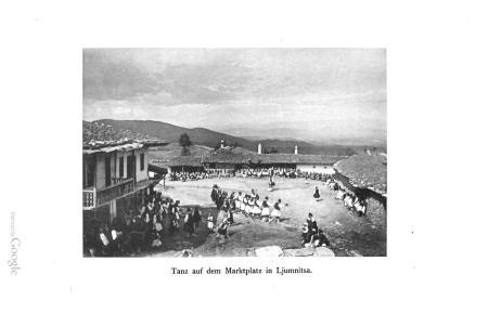 Ιούνιος 1890, πλατεία Σκρά